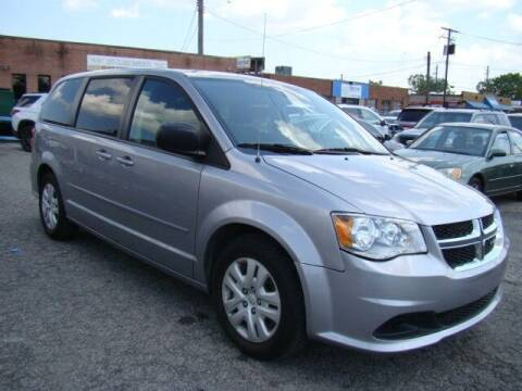 2016 Dodge Grand Caravan for sale at 1st Class Imports LLC in Cleveland OH