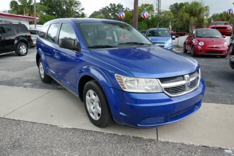 2009 Dodge Journey for sale at J Linn Motors in Clearwater FL
