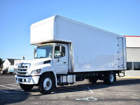 2018 Hino 268A for sale at Trucksmart Isuzu in Morrisville PA
