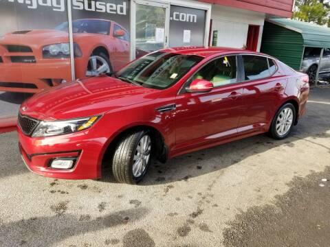 2015 Kia Optima for sale at Jays Used Car LLC in Tucker GA