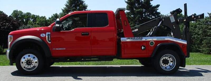 2021 Ford F-550 for sale at Truck Source in Perry OK