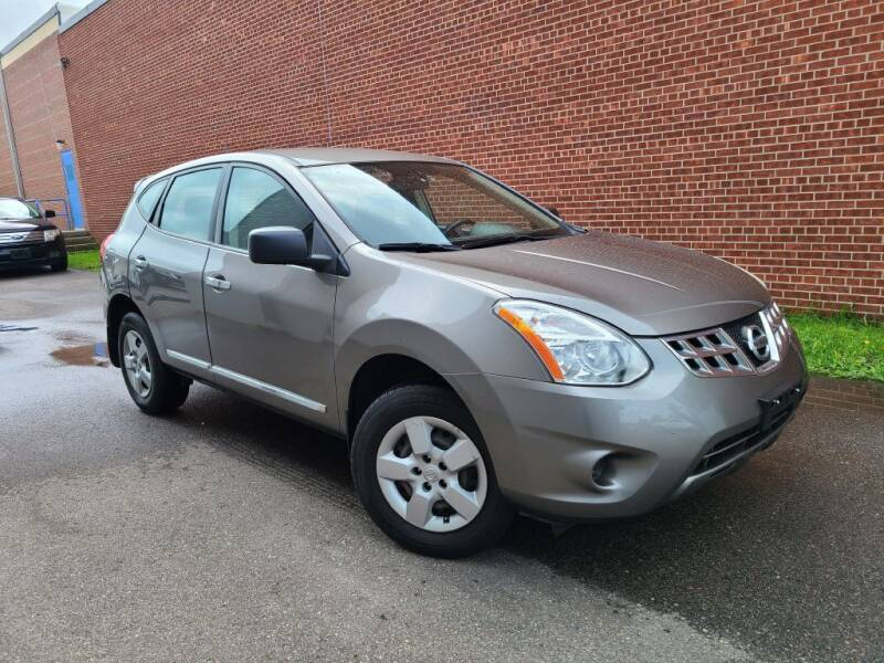 2011 Nissan Rogue for sale at Minnesota Auto Sales in Golden Valley MN