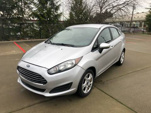 2015 Ford Fiesta for sale at South Tacoma Motors Inc in Tacoma WA