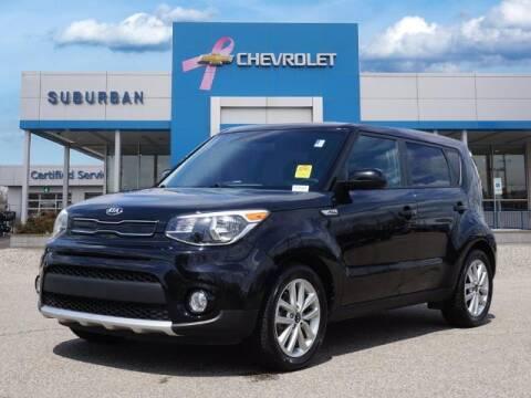 2018 Kia Soul for sale at Suburban Chevrolet of Ann Arbor in Ann Arbor MI