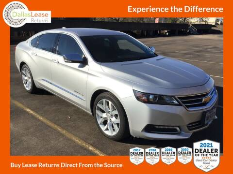 2015 Chevrolet Impala for sale at Dallas Auto Finance in Dallas TX