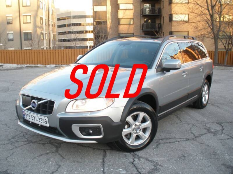 2010 Volvo XC70 for sale at Autobahn Motors USA in Kansas City MO