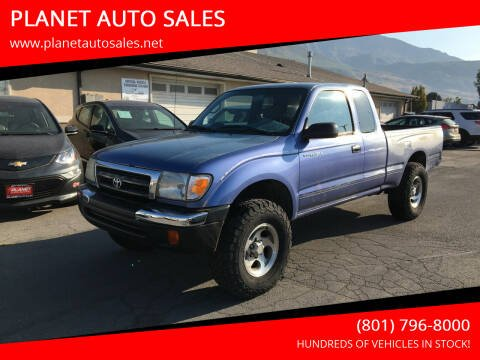 2000 Toyota Tacoma for sale at PLANET AUTO SALES in Lindon UT