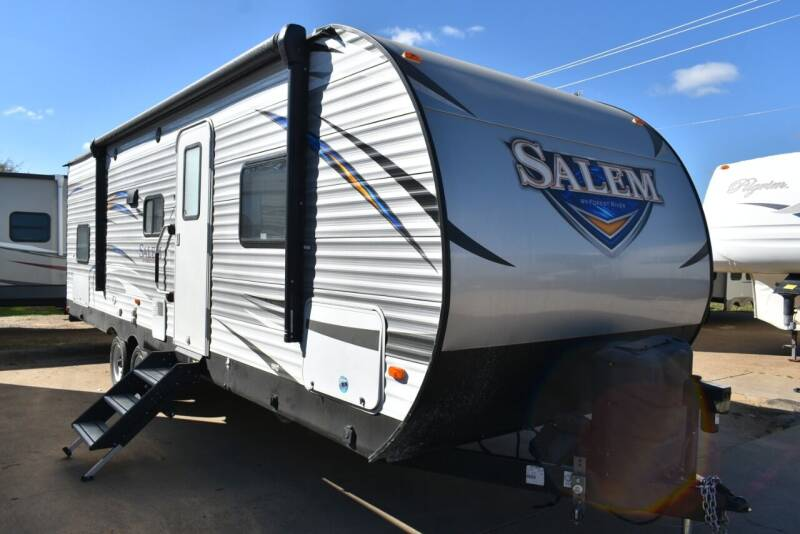 2019 Forest River Salem 27DBUDS for sale at Buy Here Pay Here RV in Burleson TX