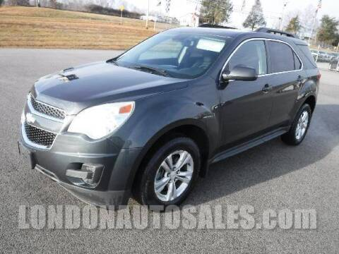 2012 Chevrolet Equinox for sale at London Auto Sales LLC in London KY