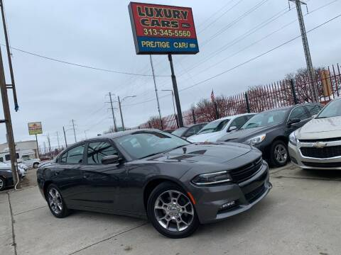 2016 Dodge Charger for sale at Dymix Used Autos & Luxury Cars Inc in Detroit MI