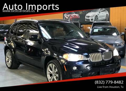 2010 BMW X5 for sale at Auto Imports in Houston TX