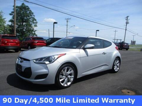 2016 Hyundai Veloster for sale at FINAL DRIVE AUTO SALES INC in Shippensburg PA