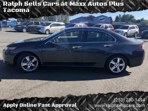 2011 Acura TSX for sale at Ralph Sells Cars at Maxx Autos Plus Tacoma in Tacoma WA
