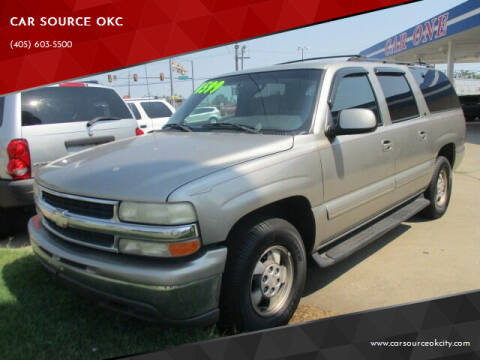 2001 Chevrolet Suburban for sale at Car One in Warr Acres OK