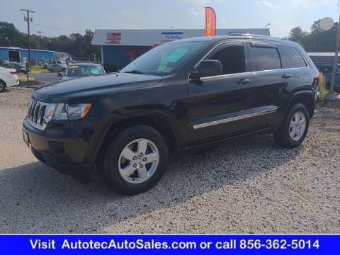 2013 Jeep Grand Cherokee for sale at Autotec Auto Sales in Vineland NJ