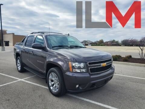 2010 Chevrolet Avalanche for sale at INDY LUXURY MOTORSPORTS in Fishers IN