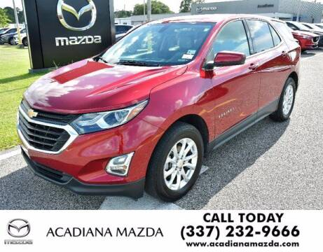 2019 Chevrolet Equinox for sale at Acadiana Automotive Group in Lafayette LA