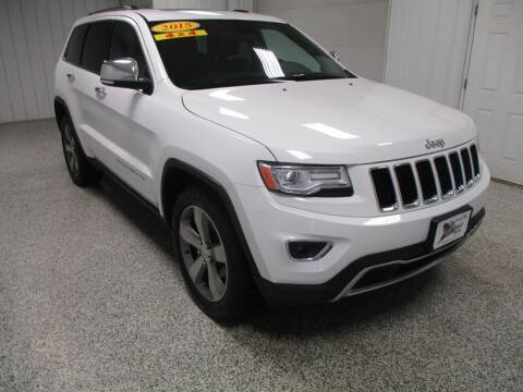 2015 Jeep Grand Cherokee for sale at LaFleur Auto Sales in North Sioux City SD