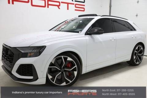 2020 Audi RS Q8 for sale at Fishers Imports in Fishers IN