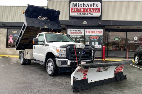 2014 Ford F-350 Super Duty for sale at Michaels Auto Plaza in East Greenbush NY