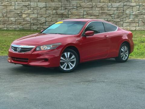 2012 Honda Accord for sale at Car Hunters LLC in Mount Juliet TN