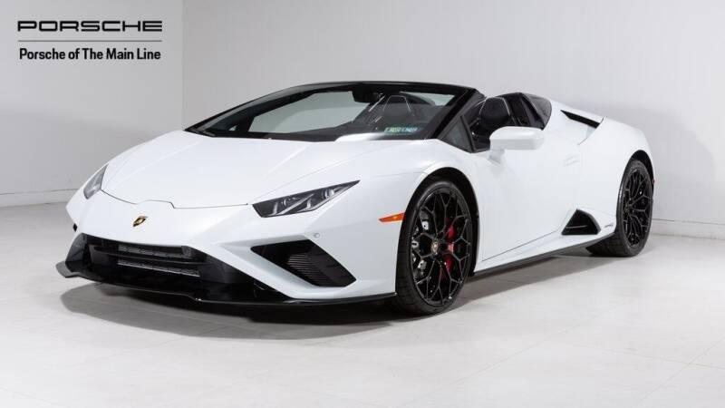 2021 Lamborghini Huracan for sale in Newtown Square, PA