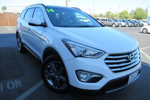 2014 Hyundai Santa Fe for sale at Choice Auto & Truck in Sacramento CA
