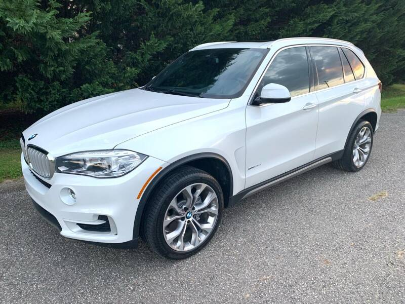 2017 BMW X5 for sale at 268 Auto Sales in Dobson NC
