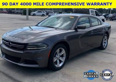 2015 Dodge Charger for sale at PHIL SMITH AUTOMOTIVE GROUP - Tallahassee Ford Lincoln in Tallahassee FL