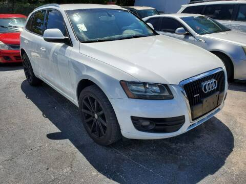 2009 Audi Q5 for sale at America Auto Wholesale Inc in Miami FL