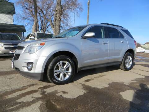 2011 Chevrolet Equinox for sale at The Car Lot in New Prague MN