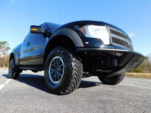 2011 Ford F-150 for sale at Used Cars For Sale in Kernersville NC
