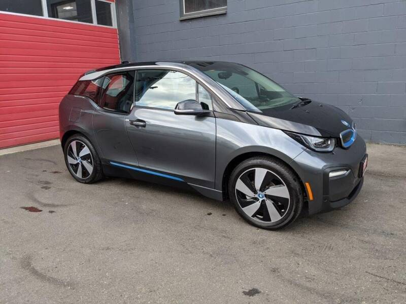 2019 BMW i3 for sale at Paramount Motors NW in Seattle WA