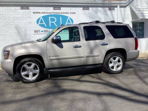 2008 Chevrolet Tahoe for sale at ARIA  AUTO  SALES in Raleigh NC