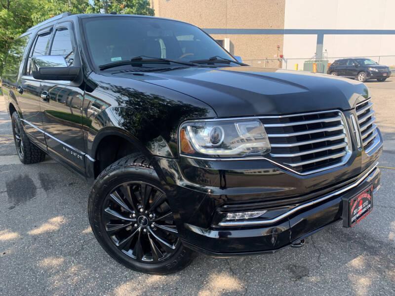 2016 Lincoln Navigator L for sale at JerseyMotorsInc.com in Teterboro NJ
