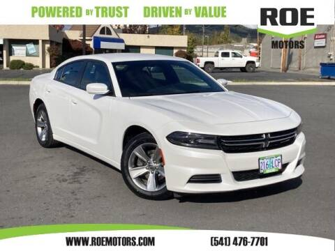 2015 Dodge Charger for sale at Roe Motors in Grants Pass OR