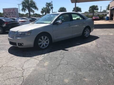 2007 Lincoln MKZ for sale at AutoVenture Sales And Rentals in Holly Hill FL