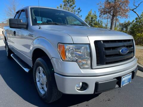 2010 Ford F-150 for sale at LA 12 Motors in Durham NC