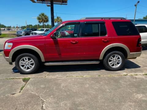 2009 Ford Explorer for sale at Bobby Lafleur Auto Sales in Lake Charles LA