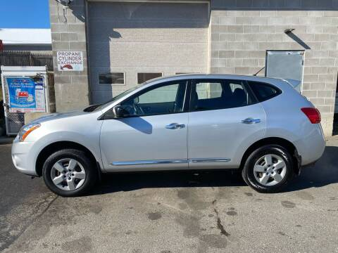 2011 Nissan Rogue for sale at Pafumi Auto Sales in Indian Orchard MA