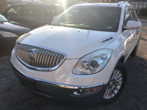 2010 Buick Enclave for sale at Best Deal Motors in Saint Charles MO