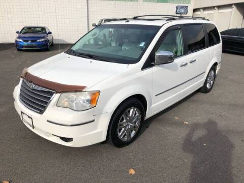 2008 Chrysler Town and Country for sale at TacomaAutoLoans.com in Tacoma WA