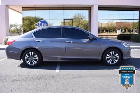 2015 Honda Accord for sale at GOLDIES MOTORS in Phoenix AZ