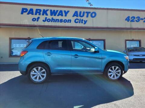 2013 Mitsubishi Outlander Sport for sale at PARKWAY AUTO SALES OF BRISTOL - PARKWAY AUTO JOHNSON CITY in Johnson City TN