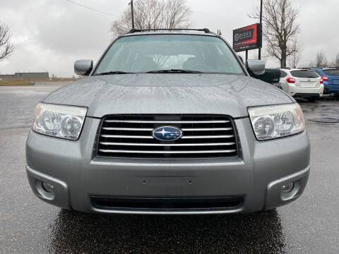 2007 Subaru Forester for sale at Rides Unlimited in Nampa ID