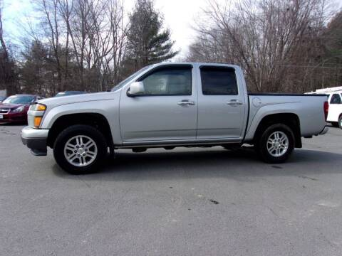 2011 Chevrolet Colorado for sale at Mark's Discount Truck & Auto Sales in Londonderry NH