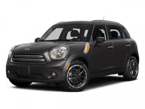 2015 MINI Countryman for sale at DON'S CHEVY, BUICK-GMC & CADILLAC in Wauseon OH
