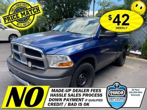 2011 RAM Ram Pickup 1500 for sale at AUTOFYND in Elmont NY