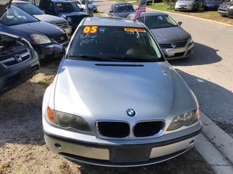2005 BMW 3 Series for sale at Castagna Auto Sales LLC in Saint Augustine FL
