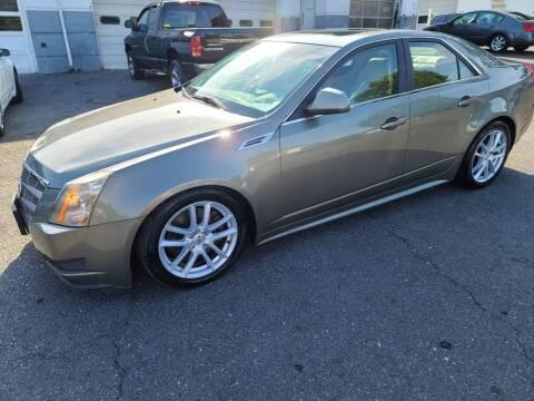 2010 Cadillac CTS for sale at Driven Motors in Staunton VA